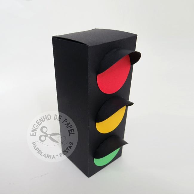 Caixa semáforo