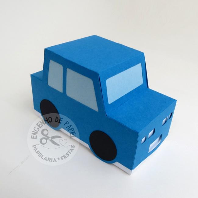 Caixa carro - Transporte
